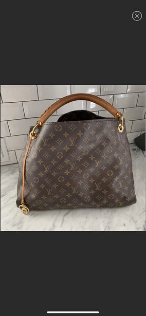 Louis Vuitton Artsy MM Brown Hobo bag for Sale in Downey, CA