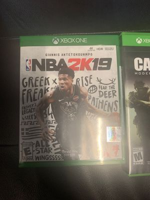 Xbox one games for Sale in Gardena, CA