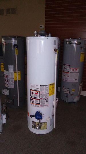 50 gallon AO Smith water tank/ heater for Sale in Detroit, MI