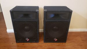 NADY AUDIO PRO POWER SERIES PS115 SPEAKER CABINET, 500W MAX, 8 OHMS  for Sale in North Highlands, CA