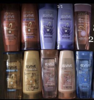 L'Oréal Shampoo & Conditioner: 2 for $5 for Sale in Monterey Park, CA