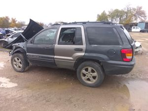 2001 Jeep Grand Cherokee, PARTS ONLY!!! for Sale in Grand Prairie, TX