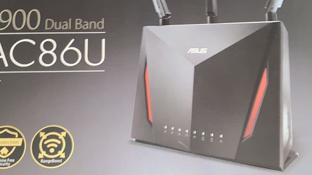 Asus AC2900 Duel Band Router for Sale in Huntington Beach,  CA
