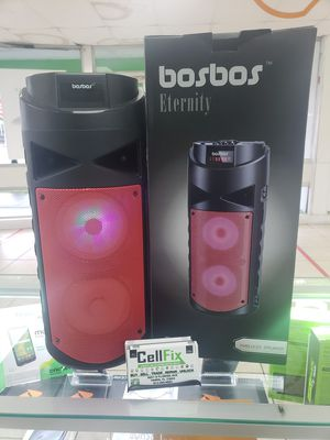 Bos Bos LED Bluetooth Tower Speaker for Sale in Tampa, FL