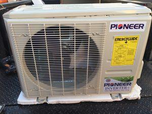 Air conditioner heat pump Pioneer inverter for Sale in Las Vegas, NV