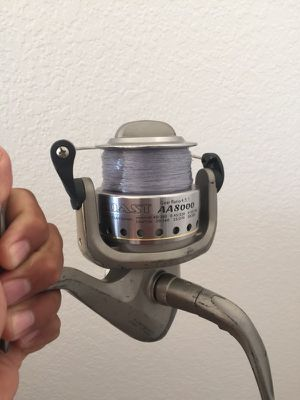 Fishing reel for Sale in Canyon Lake, CA