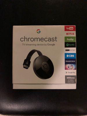 Chromecast - New in box for Sale in Oceanside, CA