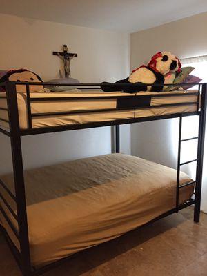 Queen bunk beds (no mattress) for Sale in Ventura, CA