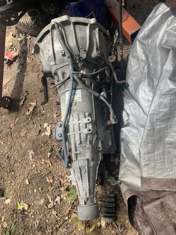 2003 Toyota 4Runner engine and transmission