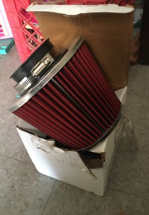 Breaks new air intake 2.7 filter fit any car.. for Sale in Washington, DC
