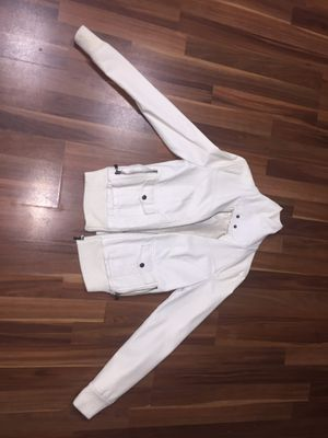 Junior girls white jacket for Sale in Chicago, IL