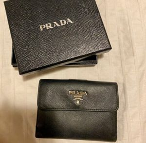 Prada wallet for Sale in Tustin, CA