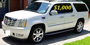 """⛔$1.OOO SELLING URGENTLY"""" 2OO8 Cadillac Escalade⛔ for Sale in Port St. Lucie, FL"""