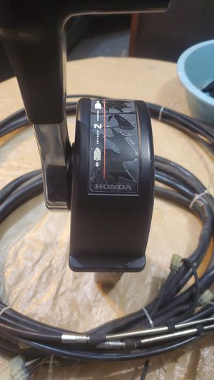 Control box, complete cables set, for a Honda. 30ft. for Sale in Pasadena, TX