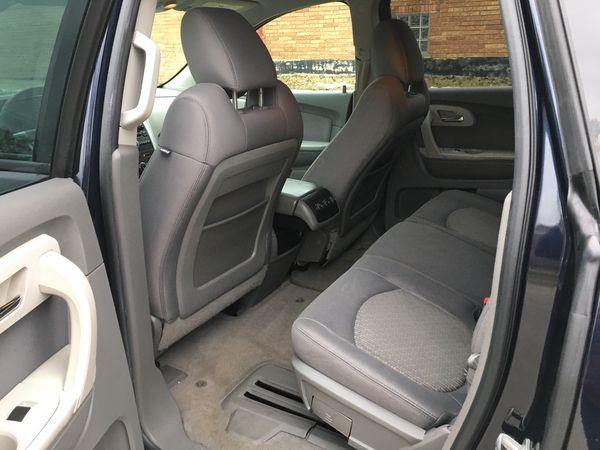 Chevrolet Travers 2010