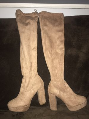 Thigh high boots for Sale in Franklin, TN