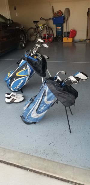 Taylor made golf clubs for Sale in Madera, CA