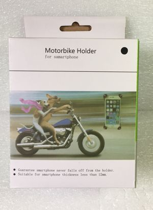 Cellphone holder for motorbike/bicycles for Sale in Queens, NY