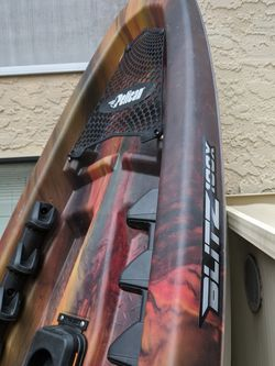 Pelican Blitz Angler Fishing kayak 10' Feet for Sale in Folsom,  CA