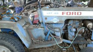 Ford tractor runs great for Sale in Stockton, CA