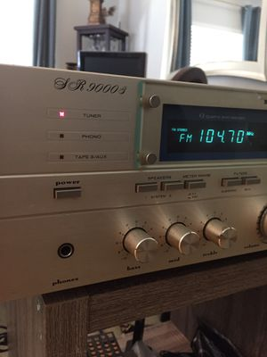 Marantz SR9000g top of the line Vintage Or Trade for Sale in Riverview, FL