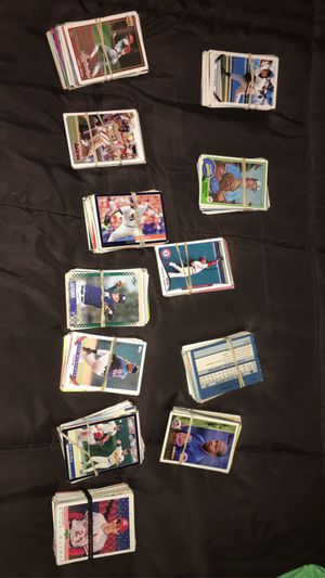 Baseball cards 1940-2017 for Sale in Killeen, TX