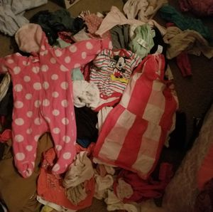 One backage babye clothes from one month to 2 years for Sale in Rolla, MO