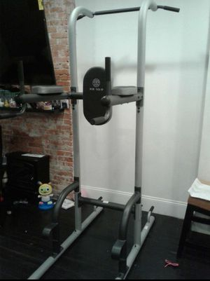 Gold's Gym XR 10.9 Power Tower Ab workout machine for Sale in Philadelphia, PA