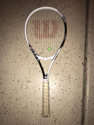 Tennis racket (Wilson court slam) for Sale in Mesa, AZ