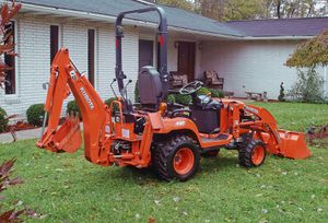 For Sale: 2016 Kubota BX 25D Low 45 Hr for Sale in Garden Grove, CA