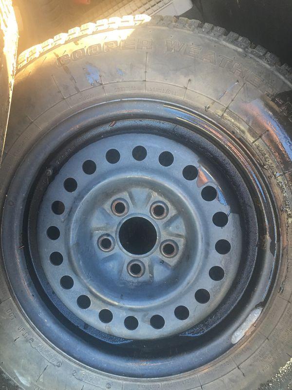 Snow Tires 14'