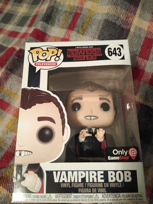 Vampire Bob Funko Pop for Sale in Long Beach, CA