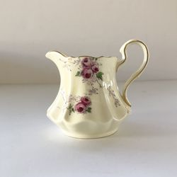 Vintage 1933 Paragon By Appointment England Fine China Floral Rose Mini Creamer for Sale in Claremont,  CA