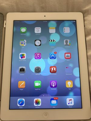 Apple IPad 3rd gen 32gb WiFi+Cellular Excellent Condition for Sale in Sacramento, CA