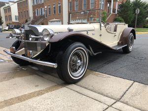 1929 Mercedes Benz. (Replica) for Sale in Purcellville, VA