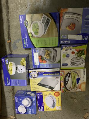 food scale for Sale in Dearborn Heights, MI
