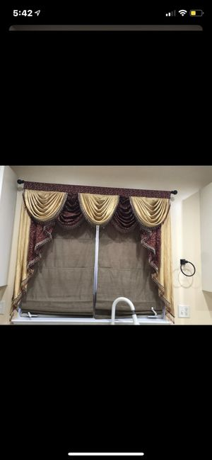 Kitchen window custom made valance for Sale in Waldorf, MD