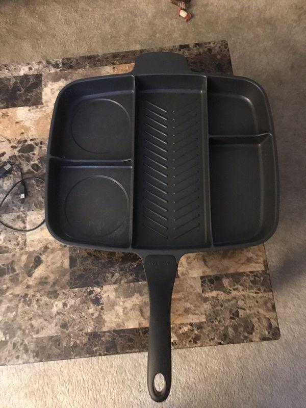 Multi cooking pan