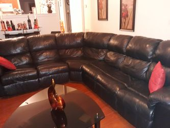 black sectional for Sale in Ellenwood,  GA