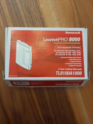 Honeywell programmable thermostat for Sale in Commerce City, CO