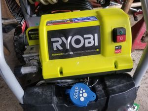 Ryobi 2000psi electric pressure Washer for Sale in Queens, NY