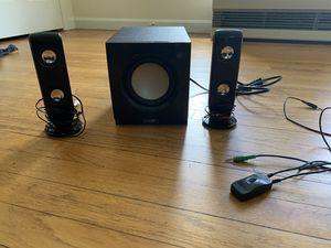 Speaker system for Sale in Colchester, VT