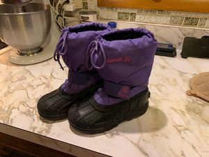 Girls Snow Boots Sz12 for Sale in Round Lake, IL
