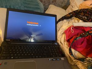 Toshiba Satellite Laptop L75D-A7283 for Sale in Albany, NY