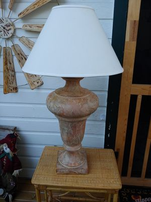 Large table lamp for Sale in Lake Stevens, WA