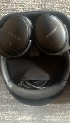 Bose QuietComfort 35 Series II for Sale in Fremont, CA
