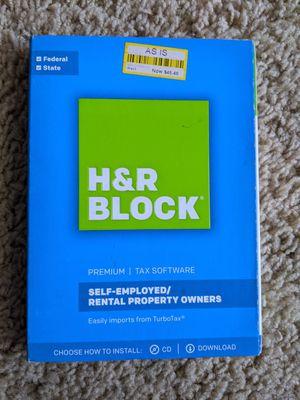 H&R Block Tax Software for Sale in Modesto, CA