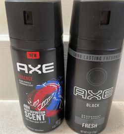 NEW MENS AXE BODY SPRAY 48HR FRESH for Sale in Parkland,  WA