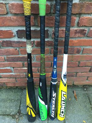 "32"" baseball bats starts at $10 and up for Sale in Millersville, MD"
