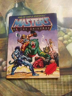 King of Castle Master of the Universe Comic Book for Sale in Lakewood Township, NJ